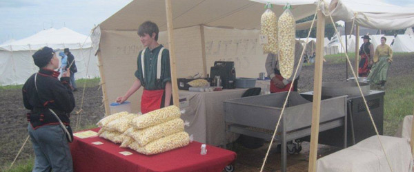 Popping Sweet Delight Kettle Corn